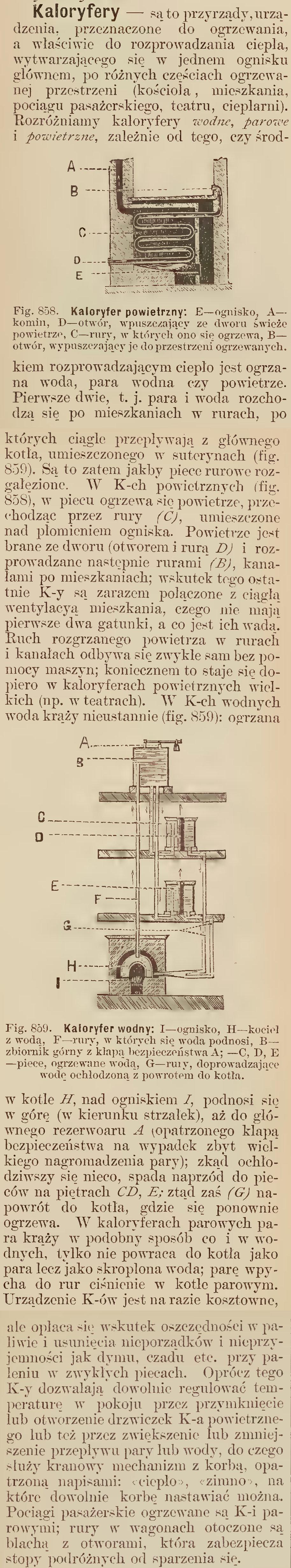 kaloryfery