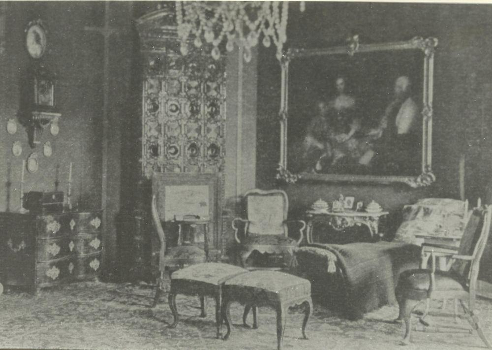 piec pałac Starogard