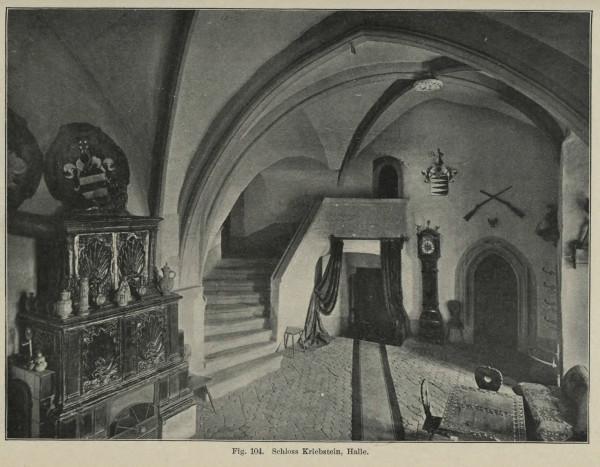 Beschreibende Darstellung der älteren Bau- und Kunstdenkmäler des Königreichs Sachsen. H. 25. Amtshauptmannschaft Döbeln 1903
