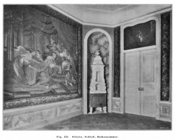 Beschreibende Darstellung der älteren Bau- und Kunstdenkmäler des Königreichs Sachsen. H. 2728. Amtshauptmannschaft Oschatz  1905b