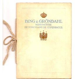 Collectif-Bing-Grondahl-Manufacture-De-Porcelaine-De-Copenhague-Bing-Grondahl-Manufacture-De-Porcelaine-De-Copenhague-Livre-ancien-849822965_ML