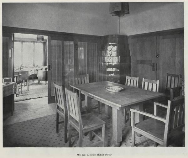 Der Architekt  Wiener Monatshefte für Bauwesen und dekorative Kunst, 19161918, Jg. 21