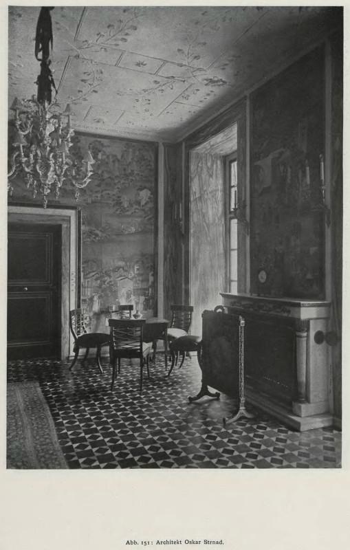 Der Architekt  Wiener Monatshefte für Bauwesen und dekorative Kunst, 19161918, Jg. 21a