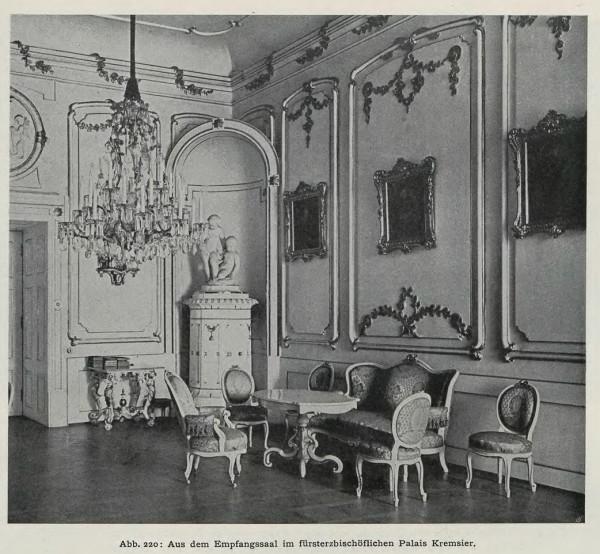 Der Architekt Wiener Monatshefte für Bauwesen und dekorative Kunst, 1919, Jg. 22