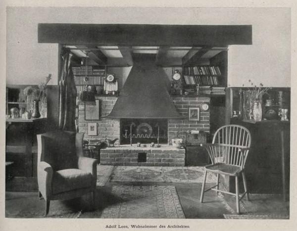 Der Architekt  Wiener Monatshefte für Bauwesen und dekorative Kunst, 1919, Jg. 22a