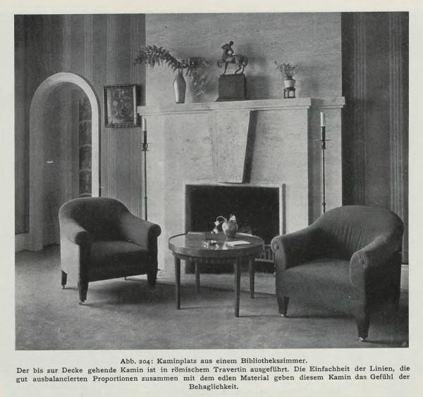 Der Architekt  Wiener Monatshefte für Bauwesen und dekorative Kunst, 1919, Jg. 22b