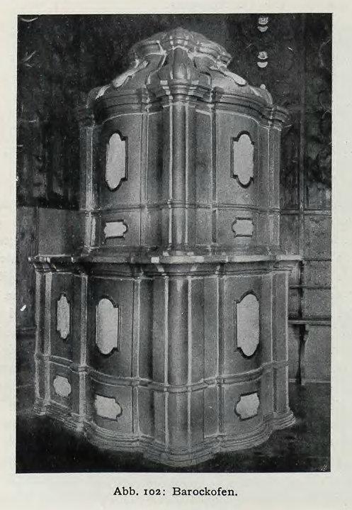 Der Architekt  Wiener Monatshefte für Bauwesen und dekorative Kunst, 1919, Jg. 22e