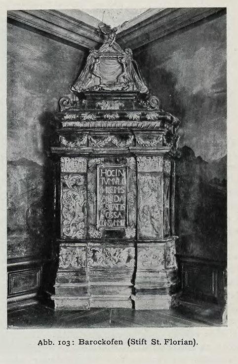 Der Architekt Wiener Monatshefte für Bauwesen und dekorative Kunst, 1919, Jg. 22f