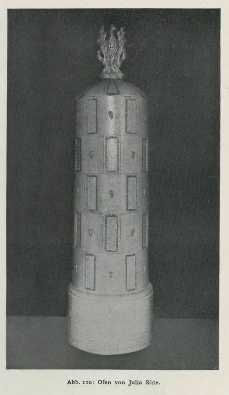 Der Architekt  Wiener Monatshefte für Bauwesen und dekorative Kunst, 1919, Jg. 22m