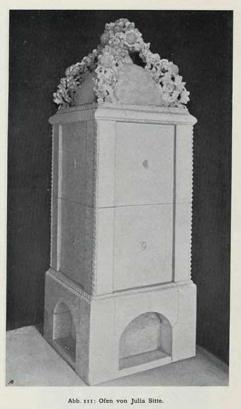 Der Architekt  Wiener Monatshefte für Bauwesen und dekorative Kunst, 1919, Jg. 22n
