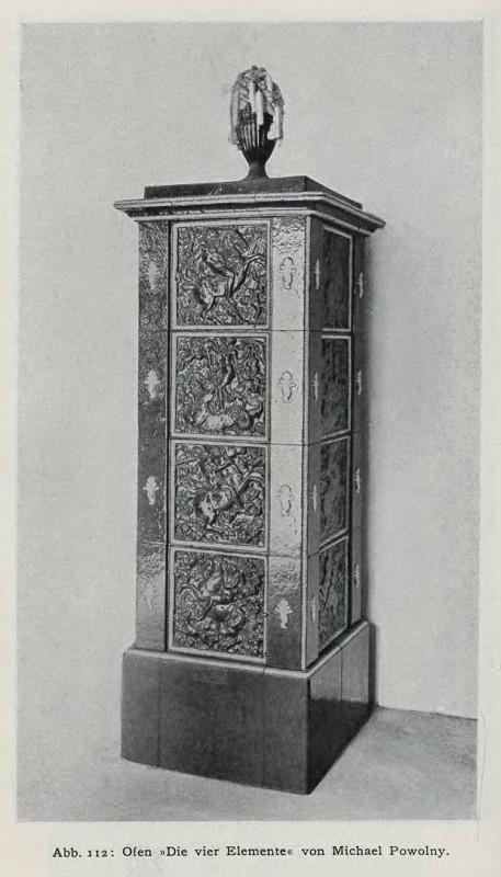 Der Architekt Wiener Monatshefte für Bauwesen und dekorative Kunst, 1919, Jg. 22o