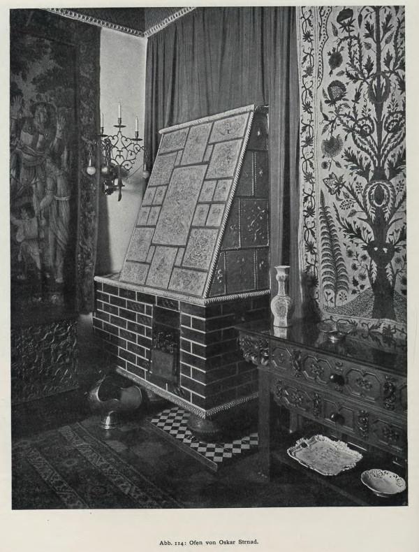 Der Architekt  Wiener Monatshefte für Bauwesen und dekorative Kunst, 1919, Jg. 22r