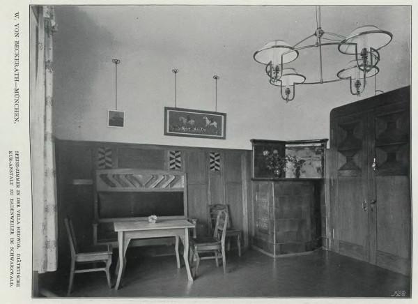 Deutsche Kunst und Dekoration 1903 1934