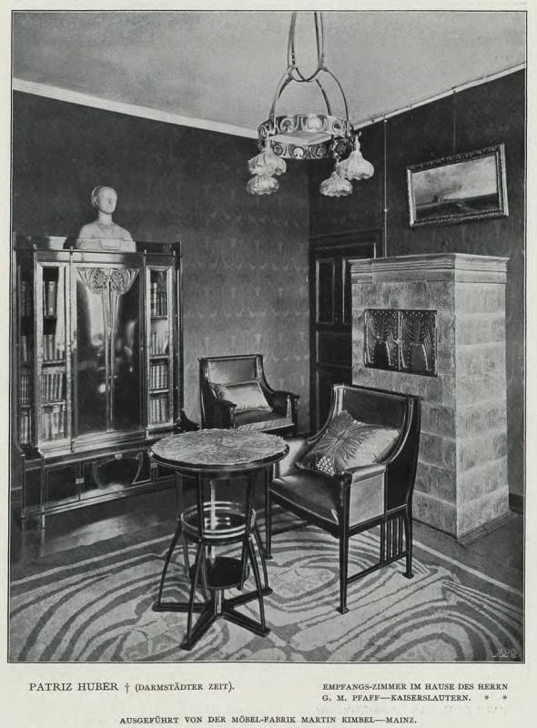 Deutsche Kunst und Dekoration 1903 1934b