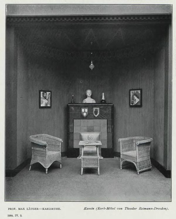 Deutsche Kunst und Dekoration 1903 1934d