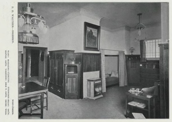 Deutsche Kunst und Dekoration 1903 1934e