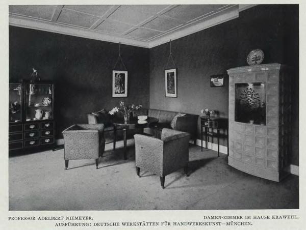 Deutsche Kunst und Dekoration 1912 1913