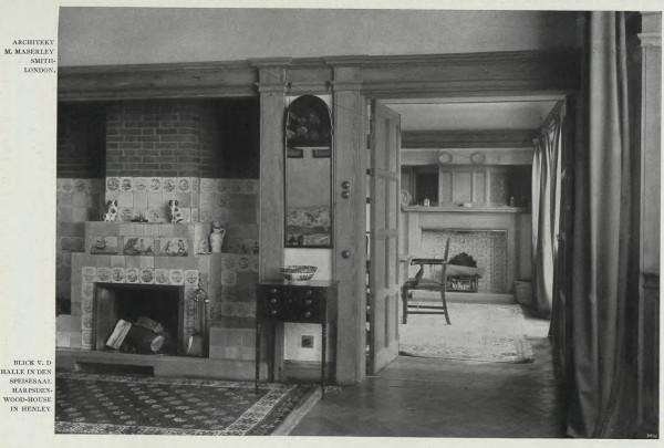 Deutsche Kunst und Dekoration 1912 1913e