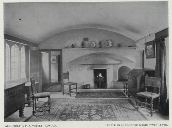 Deutsche Kunst und Dekoration 1912 1913f