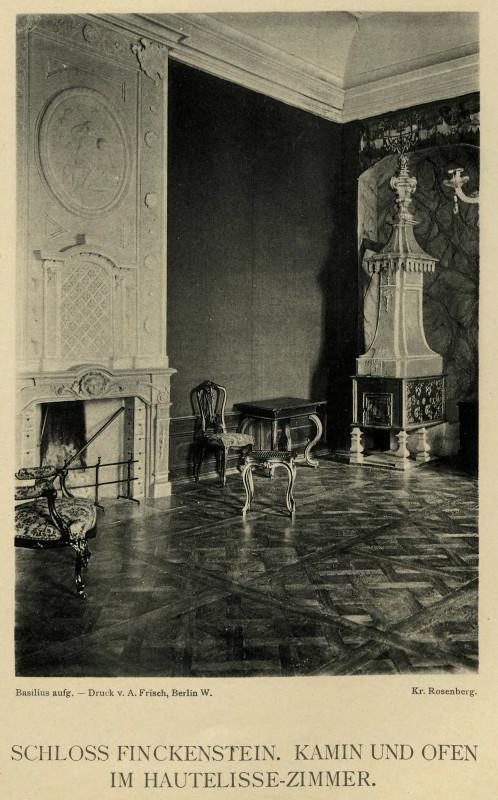 Die Bau- und Kunstdenkmäler des Kreises Rosenberg 1906a