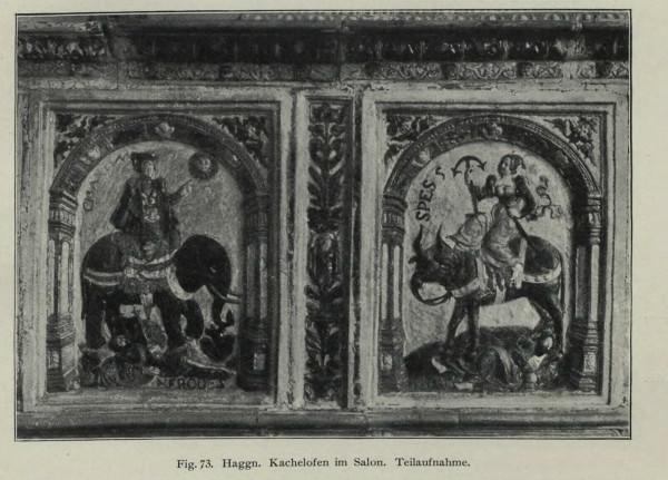 Die Kunstdenkmäler von Niederbayern. H. 20, Bezirksamt Bogen Autor Röttger, Bernh. Hermann 1929