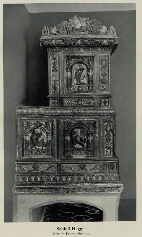 Die Kunstdenkmäler von Niederbayern. H. 20, Bezirksamt Bogen Autor Röttger, Bernh. Hermann 1929a