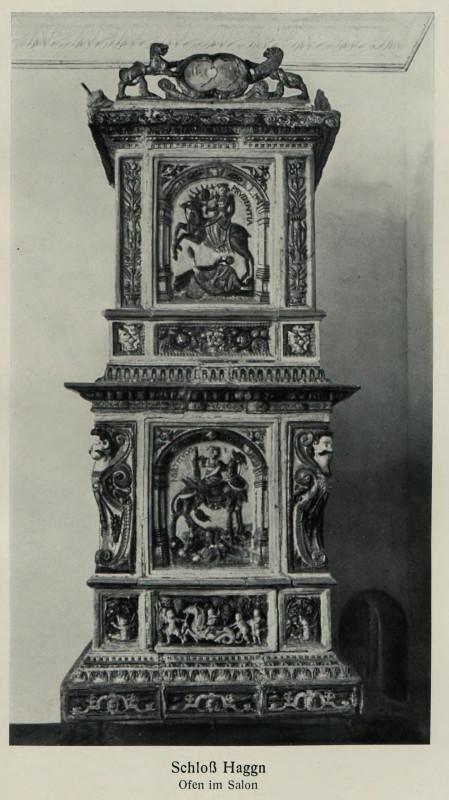 Die Kunstdenkmäler von Niederbayern. H. 20, Bezirksamt Bogen Autor Röttger, Bernh. Hermann 1929b