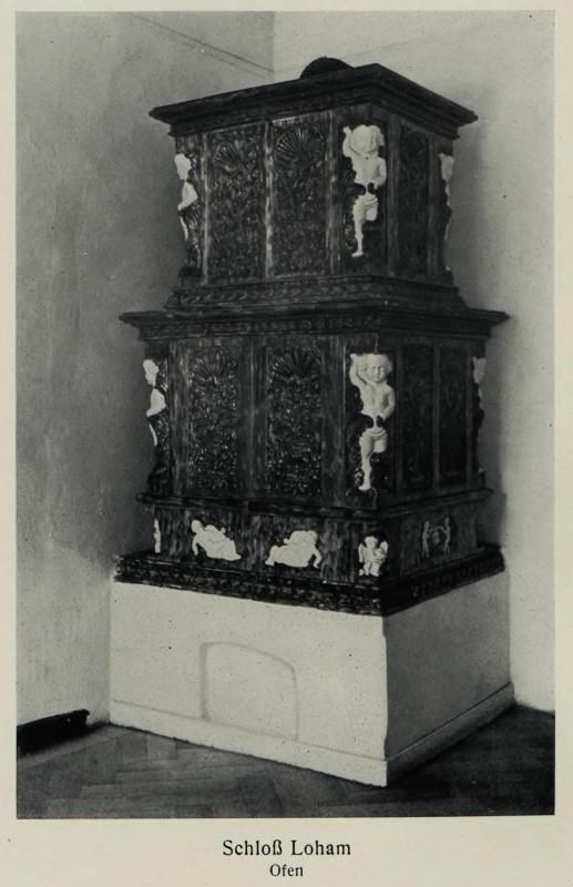 Die Kunstdenkmäler von Niederbayern. H. 20, Bezirksamt Bogen Autor Röttger, Bernh. Hermann 1929d