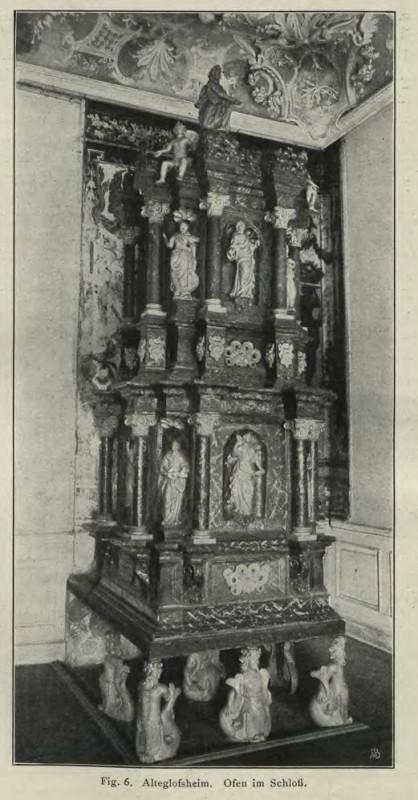 Felix Mader 1910 Die Kunstdenkmäler von Oberpfalz & Regensburg. H. 21. Bezirksamt Regensburg