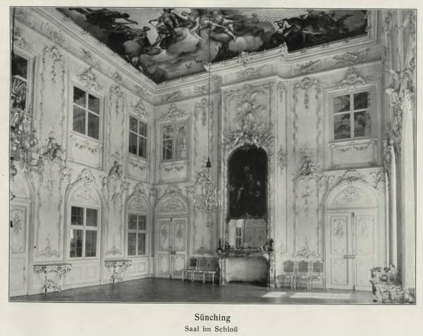Felix Mader 1910 Die Kunstdenkmäler von Oberpfalz & Regensburg. H. 21. Bezirksamt Regensburg c