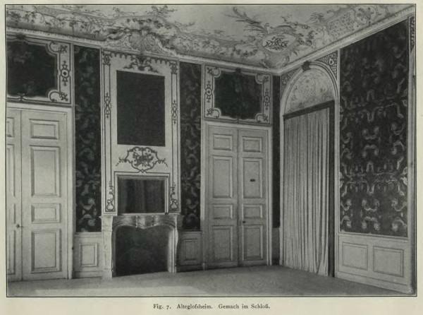 Felix Mader 1910 Die Kunstdenkmäler von Oberpfalz & Regensburg. H. 21. Bezirksamt Regensburga