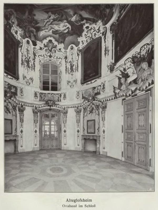 Felix Mader 1910 Die Kunstdenkmäler von Oberpfalz & Regensburg. H. 21. Bezirksamt Regensburgb