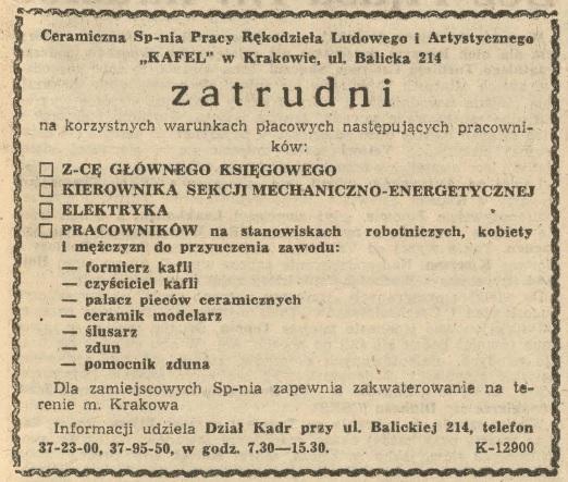 Dziennik Polski. 1989, nr 7